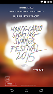 MC Sporting Summer Festival – Vignette de la capture d'écran