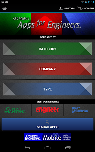 CFE Media's Apps for Engineers