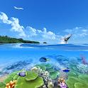 Tropical Island360°Trial icon
