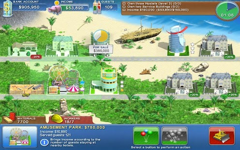 Hotel Mogul Tablet - screenshot thumbnail