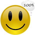 Smiley Battery Pro Widget icon