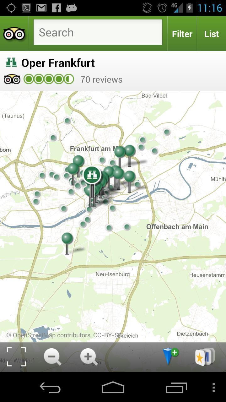 Frankfurt City Guide screenshot #2