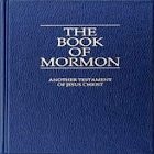 Book of Mormon icon