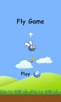 Screenshot of Fly Game