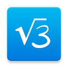 MyScript©计算器 icon