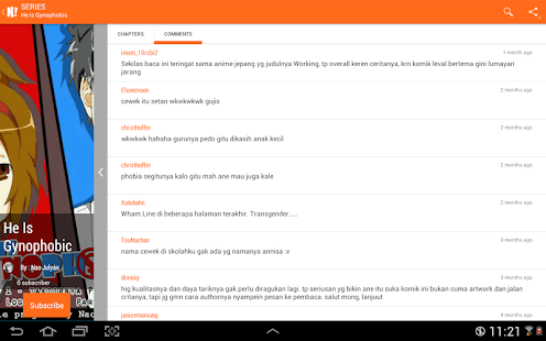 NGOMIK - Baca Komik Indonesia- screenshot thumbnail