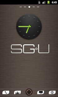 SGU Go Launcher Theme