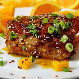 Paleo Asian Orange Chicken
