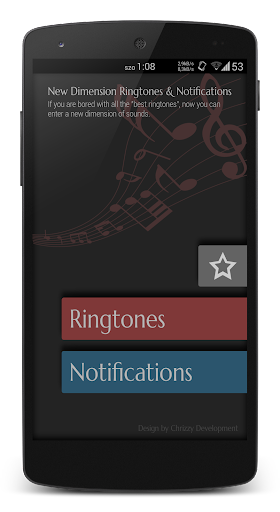New Dimension Unique Ringtones