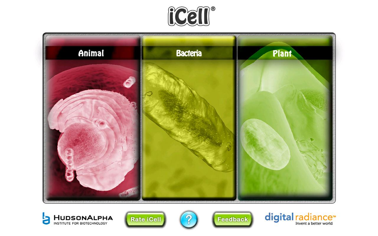 iCell- screenshot