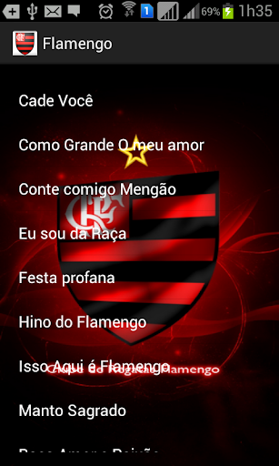 Flamengo-Canto da Torcida