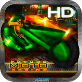 FUTURE MOTO Racing Clash Game