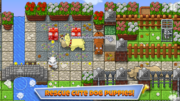 Screenshot of Save the Puppies Premium