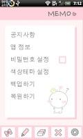 Screenshot of Notepad ahing