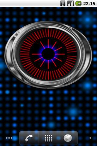 WITNESS 4x3 Analog Clock- screenshot