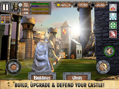 Heroes and Castles - screenshot