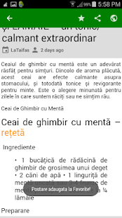 LaTaifas.ro -remedii naturiste- screenshot thumbnail