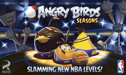 Angry Birds Seasons Screenshot 16