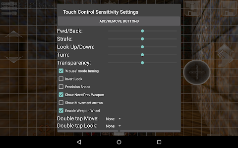 Q-Touch (Port of Quake) v2.5