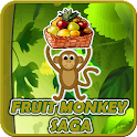 Fruit Monkey Saga icon