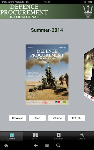Defence Procurement Int