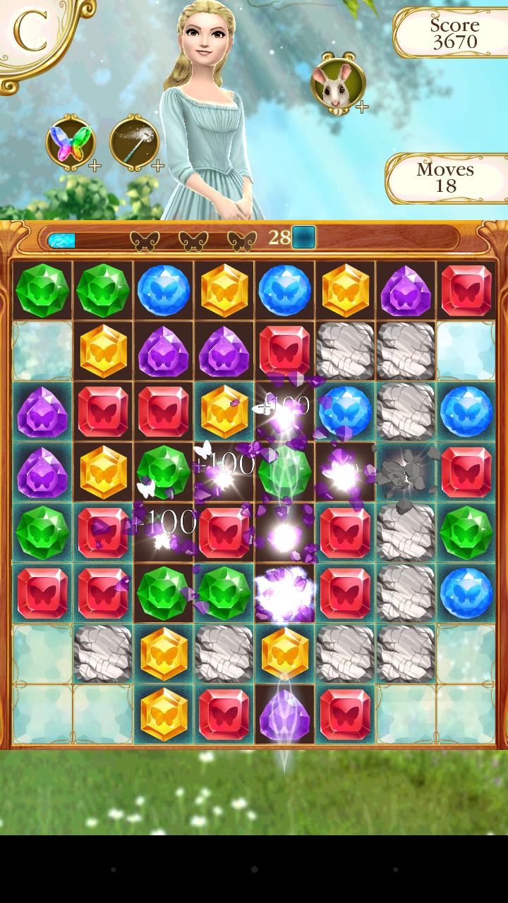 Cinderella Free Fall screenshot #7