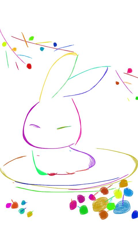 kids doodle color draw pro screenshot