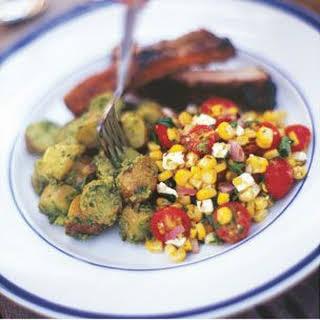 Fire-Roasted Corn Salad.