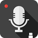 AudioFi - USB Audio Recorder icon