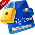 Secret Diary Notes Journal PRO icon