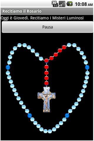 Recitamos el Santo Rosario- screenshot