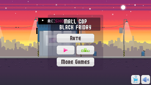 Mall Cop - Black Friday