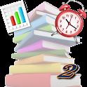 勉強時間管理2 -勉強の計画と記録 icon