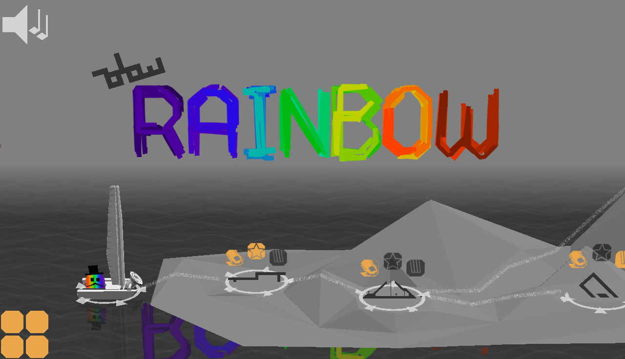 Rainbow- screenshot