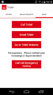 Tridel Home Service- screenshot thumbnail