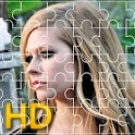 Avril Lavigne Jigsaw HD logo