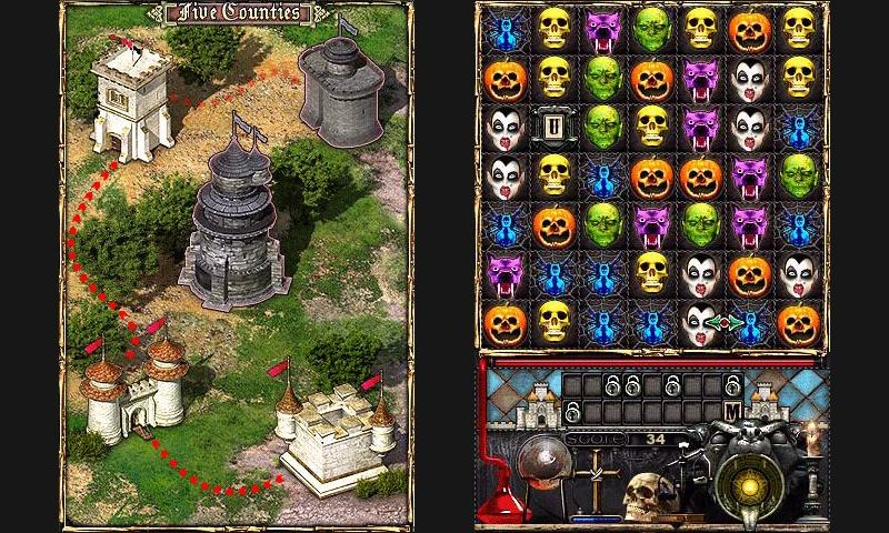 Devilry Huntress Screenshot 2