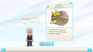 Screenshot of Einstein™ Brain Trainer Free