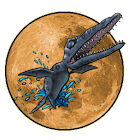 Big Dino Fishing 3D Lite icon