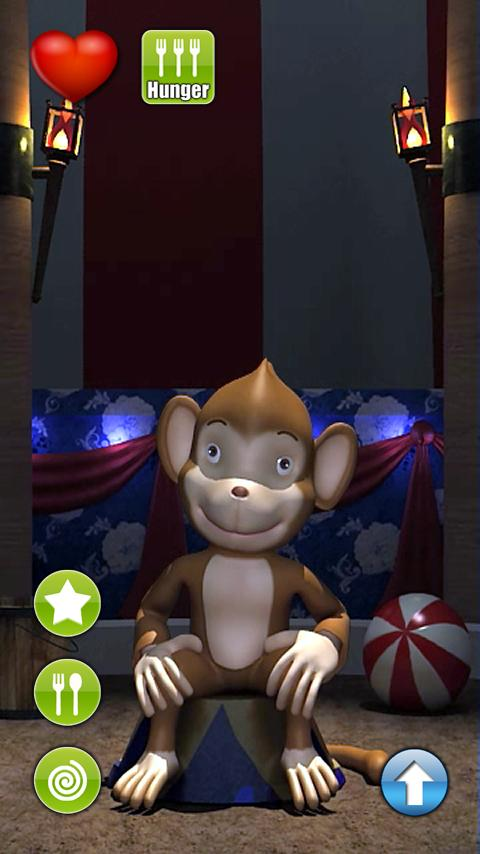 Best Games Manny Monkey - screenshot