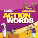 Easy Action Words book3 icon