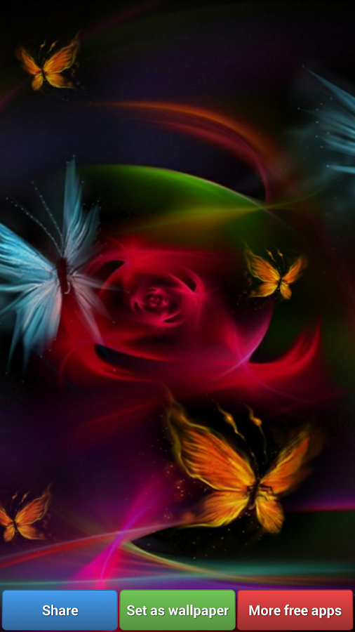 Butterflies HD Wallpapers- screenshot