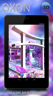 Dreams 3D Live Wallpaper- screenshot thumbnail