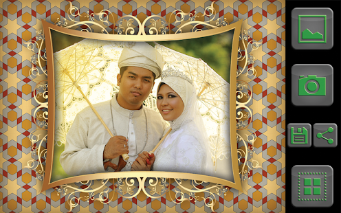 穆斯林 相框 图片编辑器-宗教 照片编辑