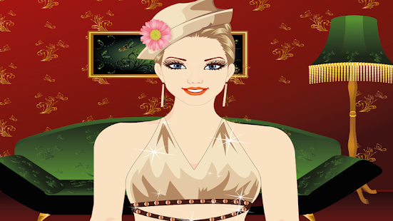 Hat Fashion Make Up Game - screenshot thumbnail