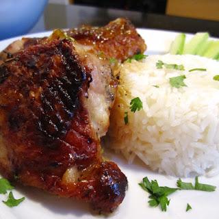 Home-Spiced Chicken