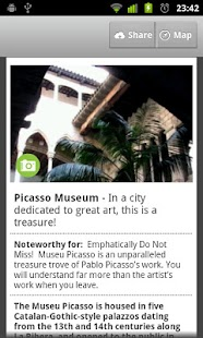 Barcelona City Guide - screenshot thumbnail
