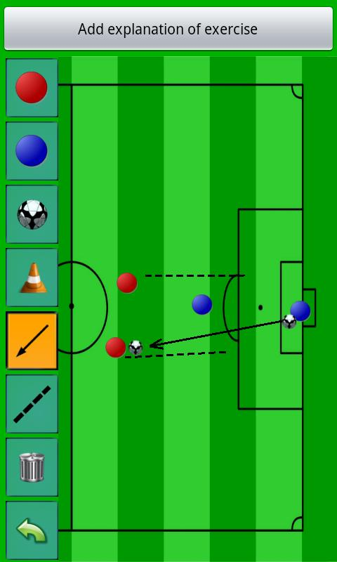Football Coach - screenshot