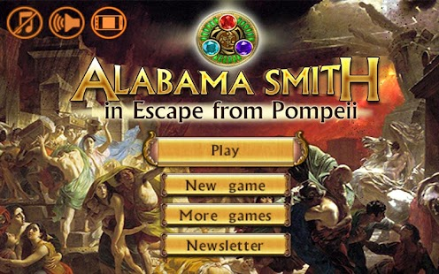 Alabama Smith Lite - screenshot thumbnail