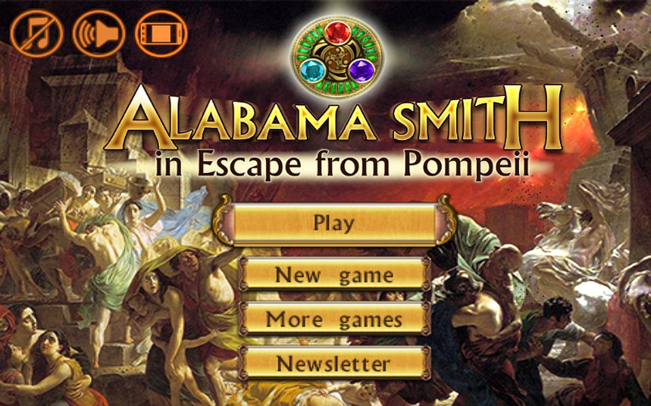 Alabama Smith Lite - screenshot